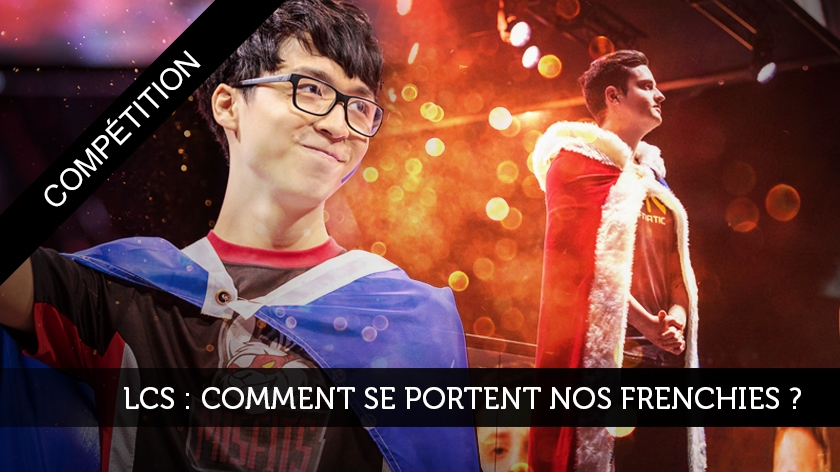 LCS : comment se portent nos frenchies ?