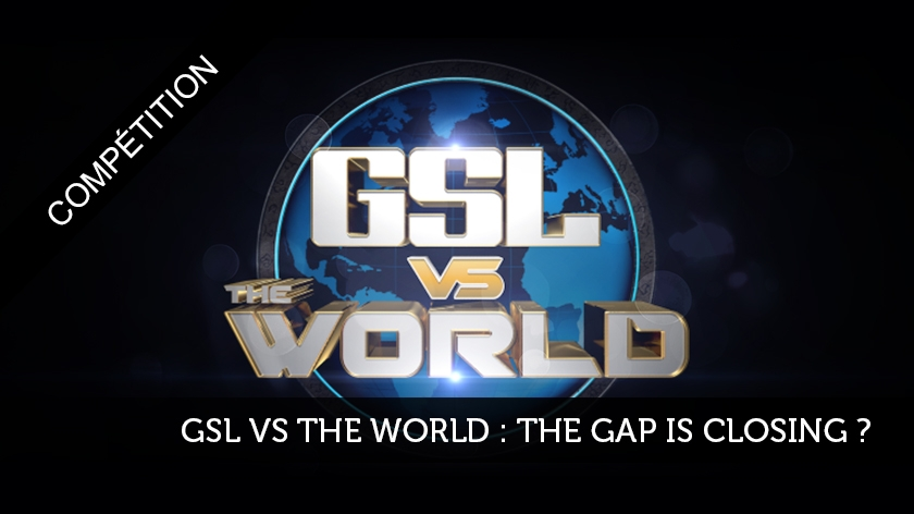 GSL vs The World : The gap is closing ?
