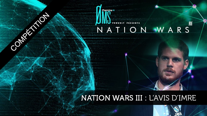 Nation Wars III : l'avis d'Imre