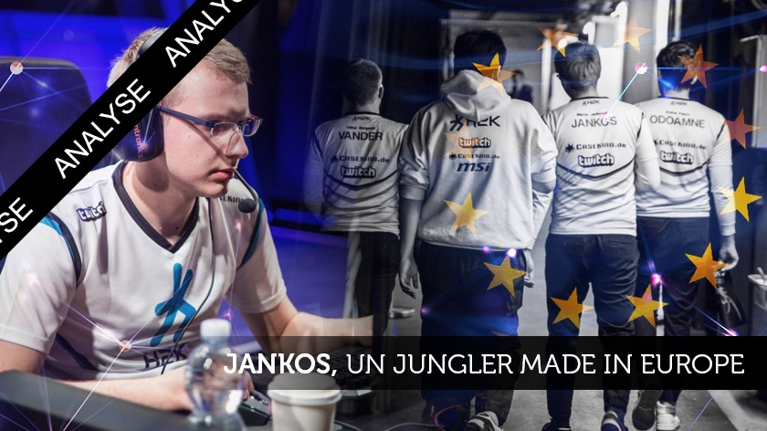 Jankos, un jungler made in Europe