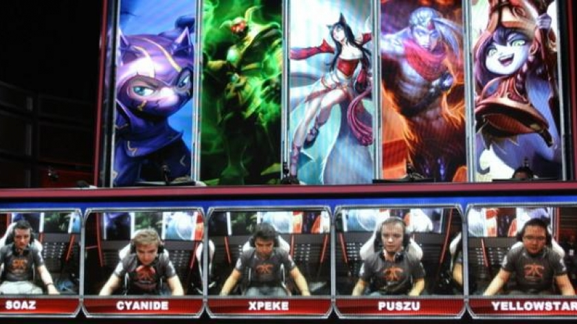 GamesCom : fanatisme autour de League of Legends