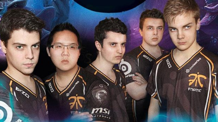 LCS Summer : Fnatic