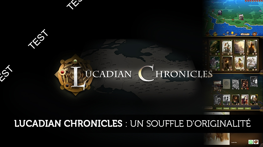 Lucadian Chronicles : Un souffle d'originalité.