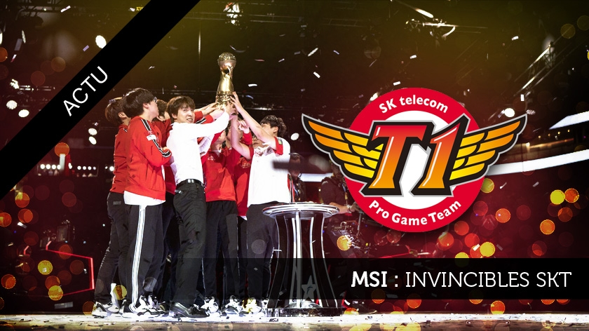 MSI : Invincibles SKT