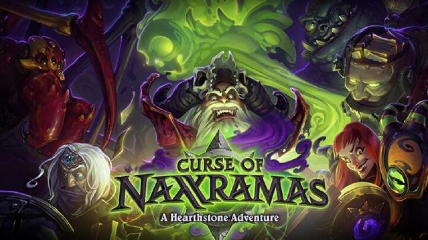 Hearthstone : Curse of Naxxramas