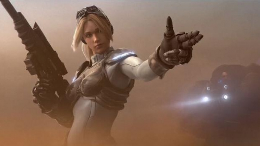 Blizzard dévoile Heroes of the Storm