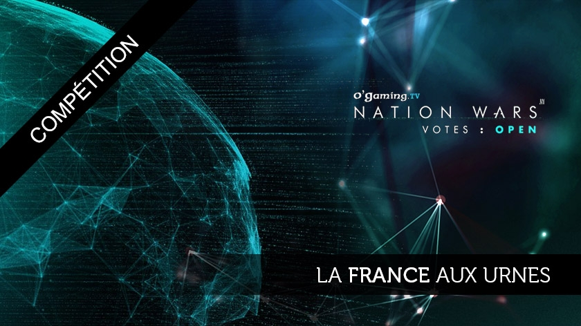 NationWars III : La France aux urnes