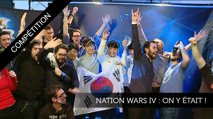 Nation Wars IV : On y était !
