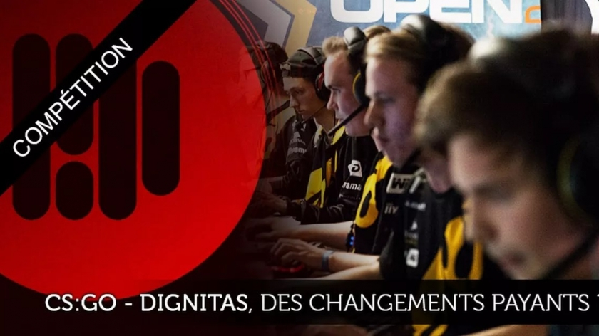 Red Dot Invitational : Dignitas, des changements payants ?