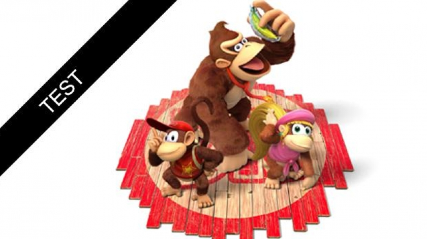 Donkey Kong Tropical Freeze : Le Test !