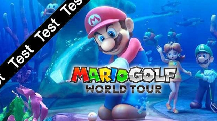 Mario Golf World tour: le test !