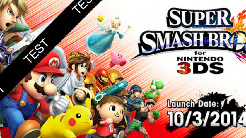 Smash Bros 3DS : Le graal !
