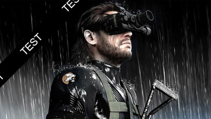 MGS V : Ground Zeroes - En attendant The Phantom Pain