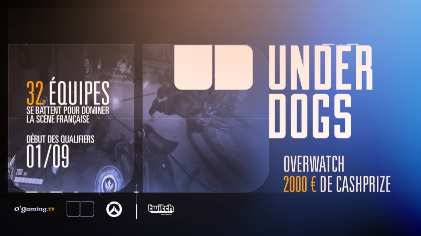 Overwatch : les Underdogs arrivent !