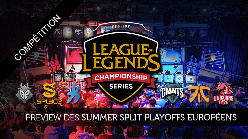 Preview des Summer Playoffs européens