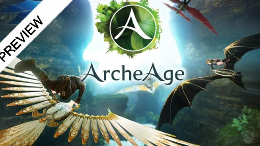Preview d'ArcheAge