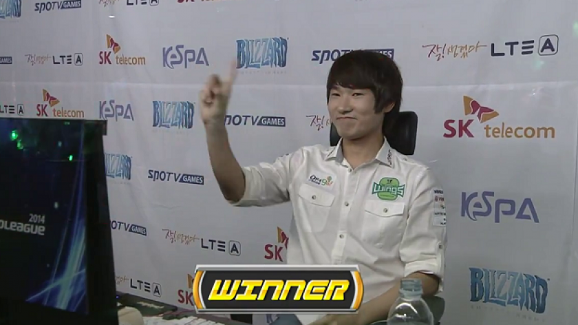 La folle semaine de Jin Air Green Wings