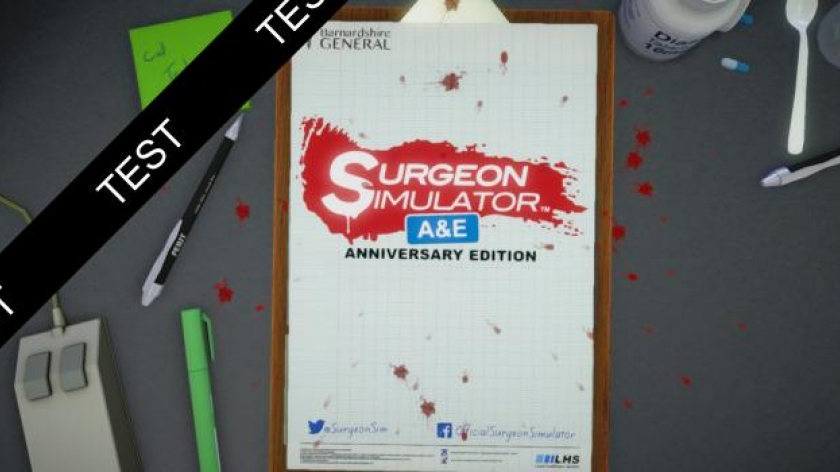 Surgeon Simulator : Anniversary Edition