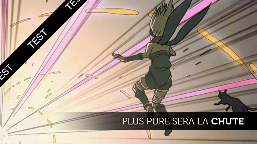 Gravity Rush Remastered : Plus pure sera la chute !