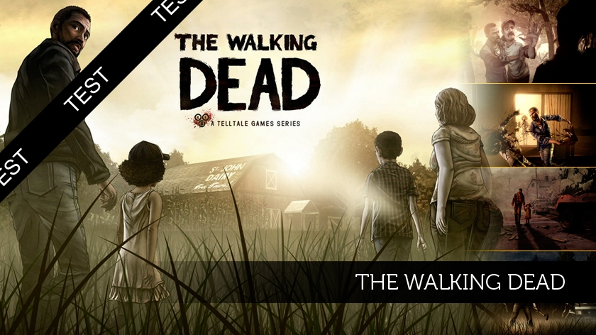 The Walking Dead : charge d'âmes (damnées)