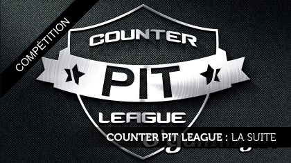 La suite de la Counter Pit League