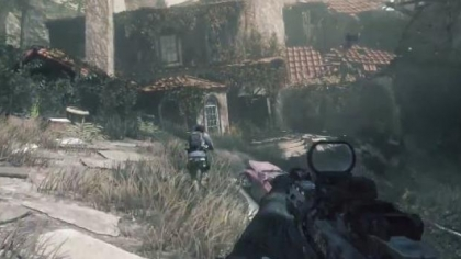 E3 : Le gameplay de Call of Duty - Ghosts