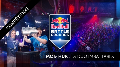 MC & Huk : Le duo imbattable