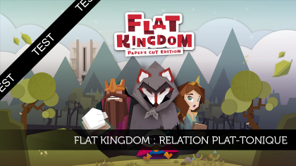 Flat Kingdom : Relation plat-tonique