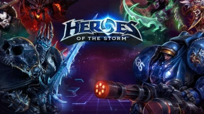 Heroes of The Storm arrive chez O'Gaming