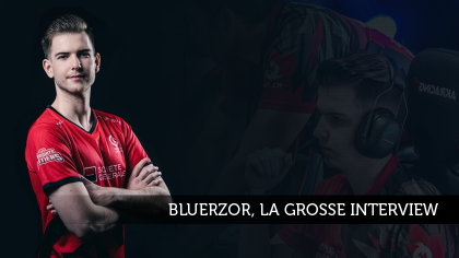 Bluerzor, la Grosse Interview