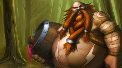 Gragas style