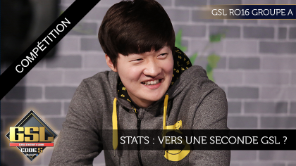 GSL : Stats vers une seconde GSL ?