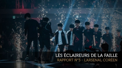 Worlds 2019 : l'arsenal coréen