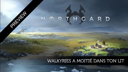 Preview Northgard (PC) : Walkyries à moitié dans ton lit
