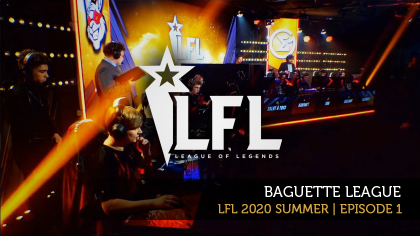 Baguette League | Summer 2020 - Episode 1