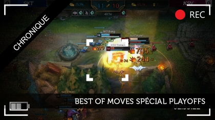 Best-of moves spécial playoffs