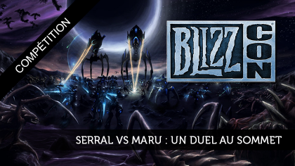 Serral vs Maru : Duel à distance