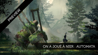 On a joué à Nier Automata !