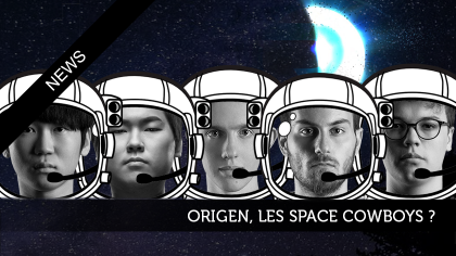Origen, les Space Cowboys ?