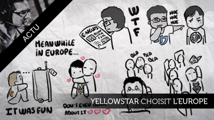Yellowstar choisit l'Europe