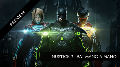 Injustice 2 : Bat'mano a mano