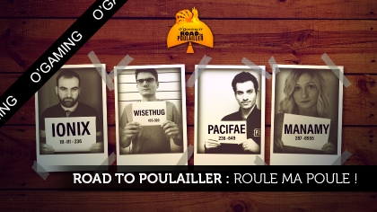 Road to poulailler : roule ma poule !