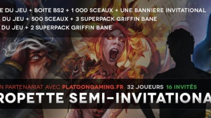 Ropette semi-invitational tournament