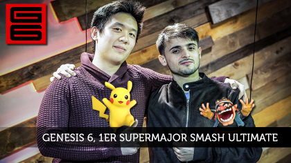 Genesis 6, 1er Supermajor Smash Ultimate