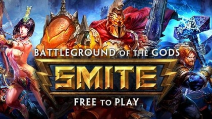 SMITE - Battleground of the Gods !