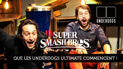 Que les Underdogs Ultimate commencent !