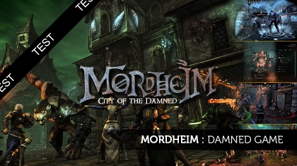 Mordheim : damned game