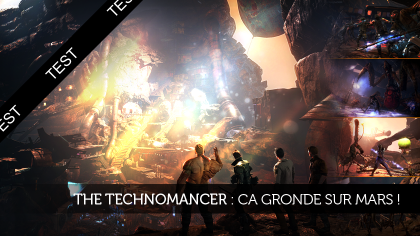 The Technomancer, coup de foudre sur Mars