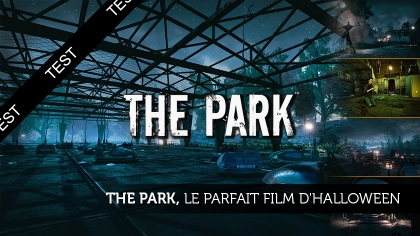 The Park, le parfait film d'Halloween.