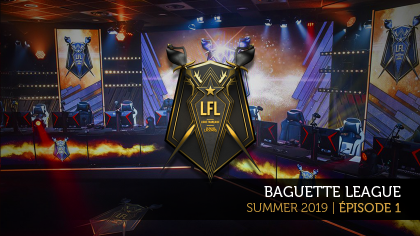 Baguette League | Summer 2019 - Episode 1